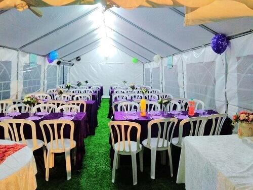 אוהלים לחגי ישראל - אוהלי נועם