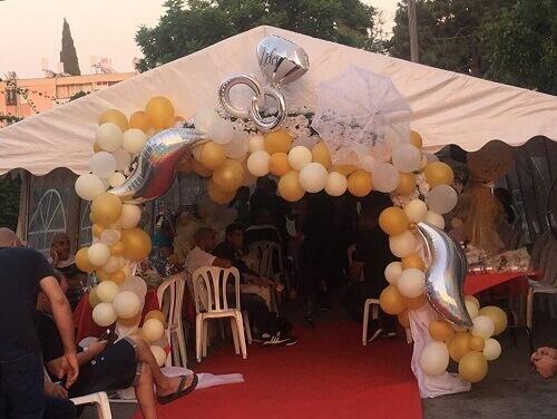 אוהלים לימי הולדת - אוהלי נועם